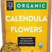 Dried Calendula Flowers