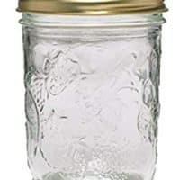Golden Harvest 8oz Mason Jars