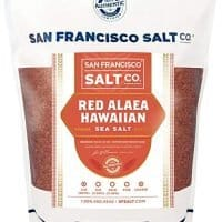 Red Alaea Hawaiian Sea Salt