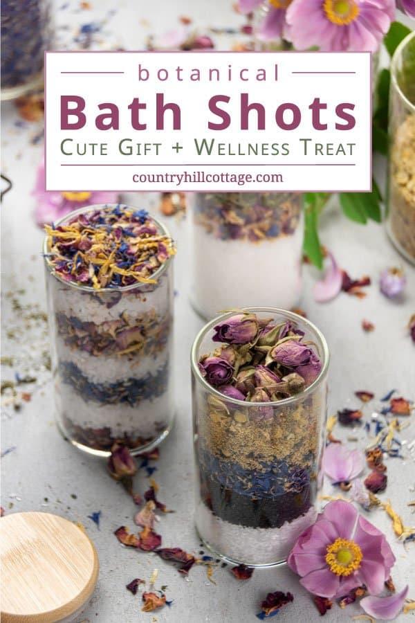 DIY Bath Soak Recipe