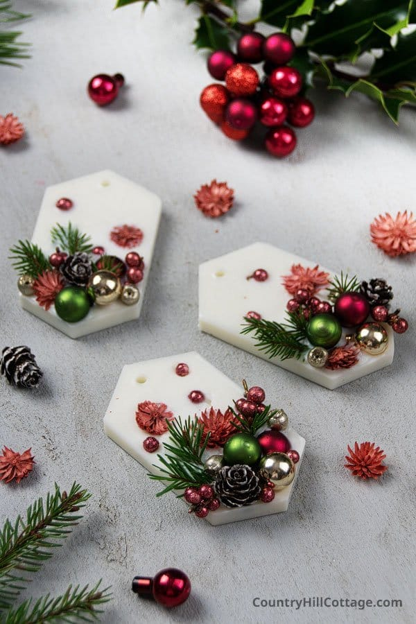 Christmas Wax sachet Recipe