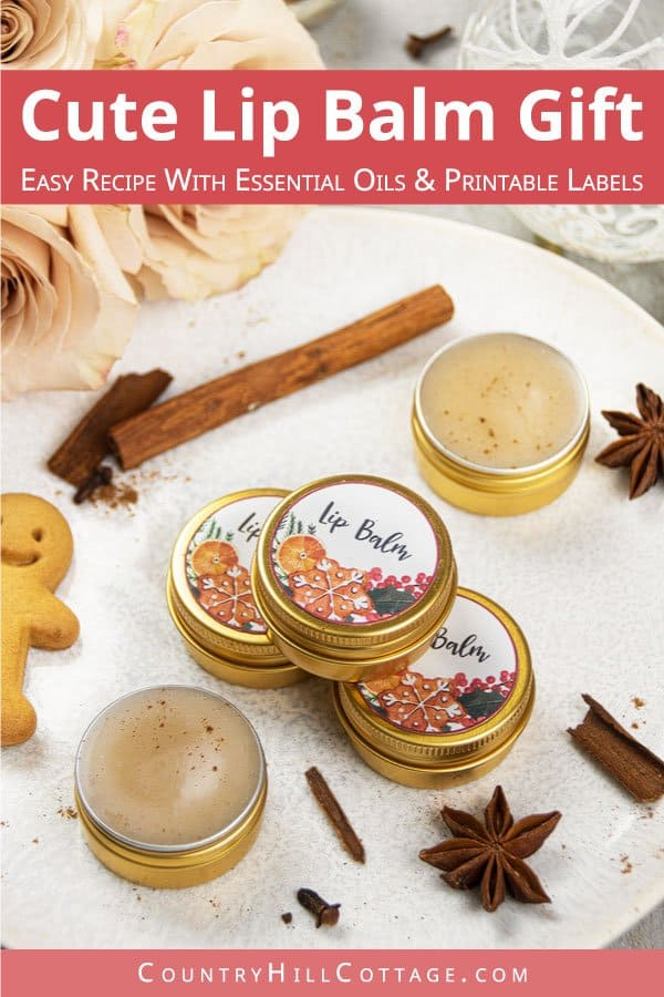 DIY essential oil gifts for Christmas