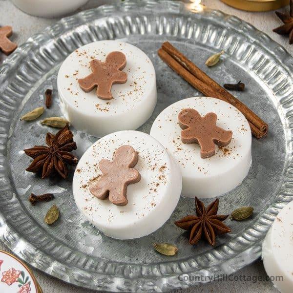 DIY Gingerbread Soap Recipe