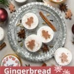 Homemade gingerbread soap recipe