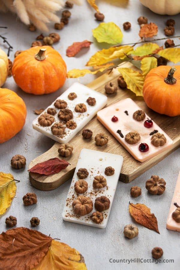 Pumpkin Spice Wax Tablet