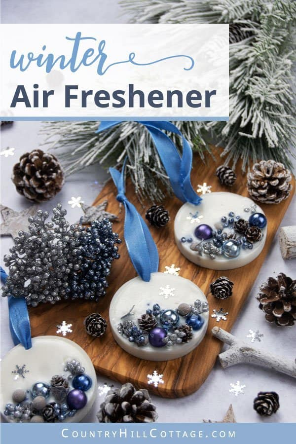 Scented Wax air Freshener Recipe