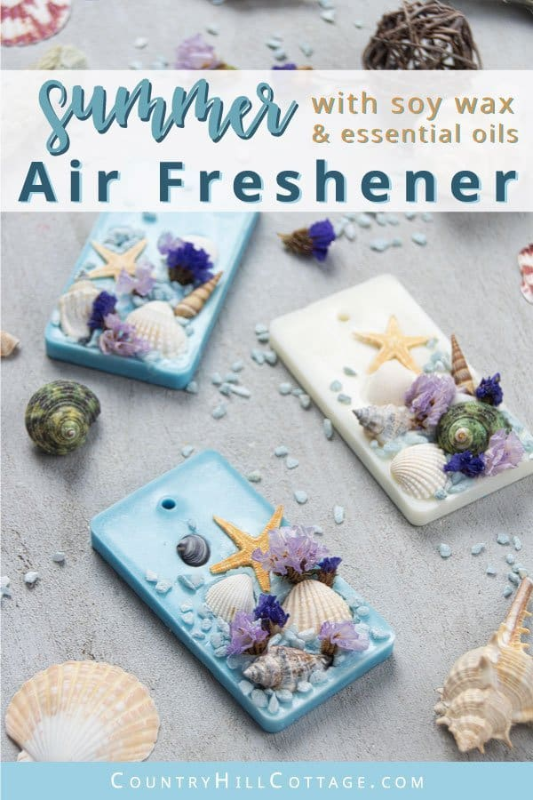 Summer Air Freshener Recipe