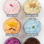 DIY Holiday Sugar Scrub Recipes