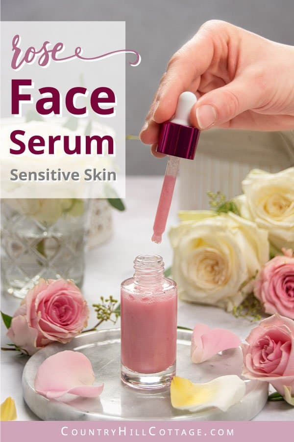 Face Serum for Sensitive Skin