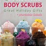 The best Christmas sugar scrub recipes