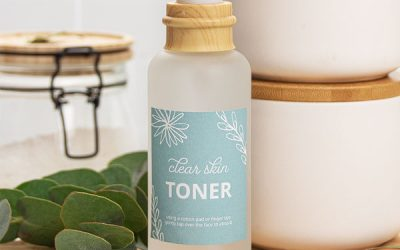 DIY Toner for Acne {Homemade Tea Tree Toner}