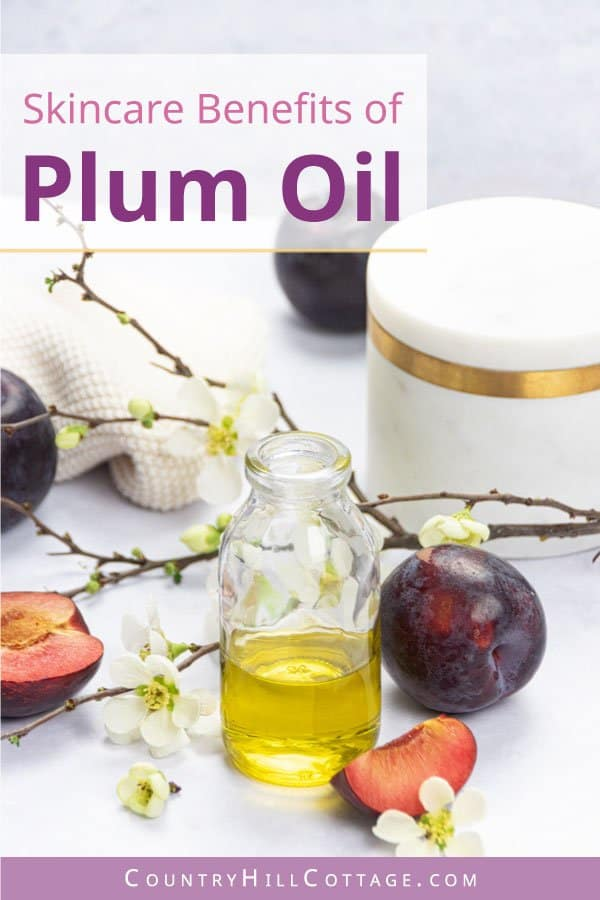 plum oil benefits