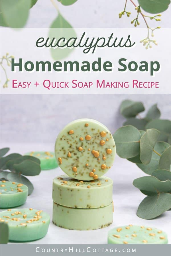 Eucalyptus Oil Soap