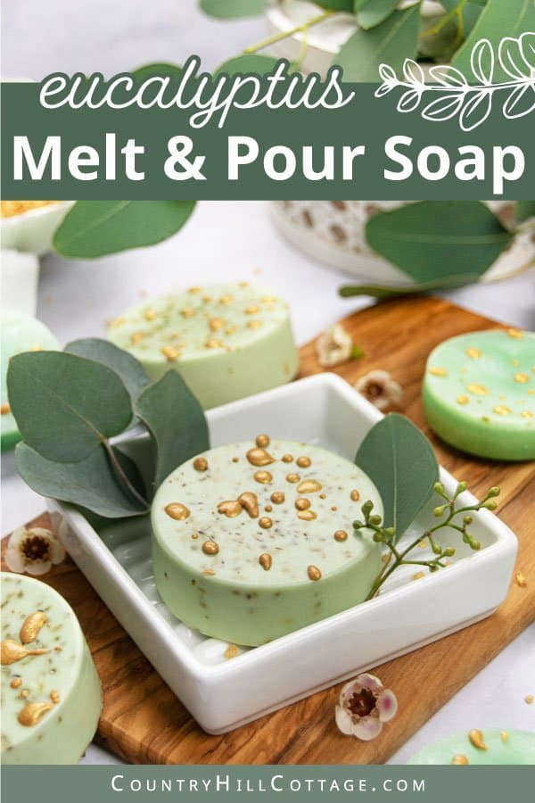 Eucalyptus spearmint hand soap