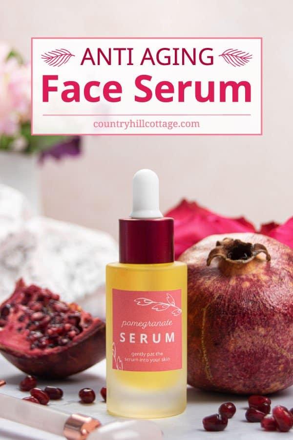 natural anti aging serum