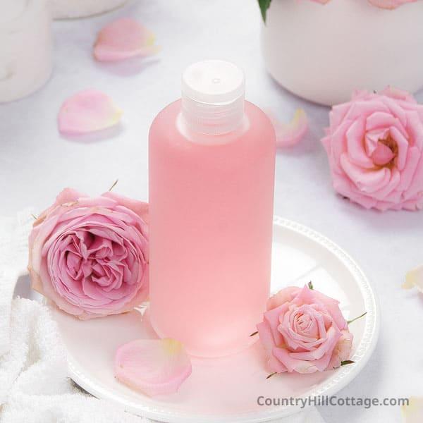 DIY Rose Water Toner: How To Make Rose Toner