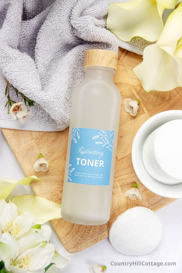face toner for dry skin