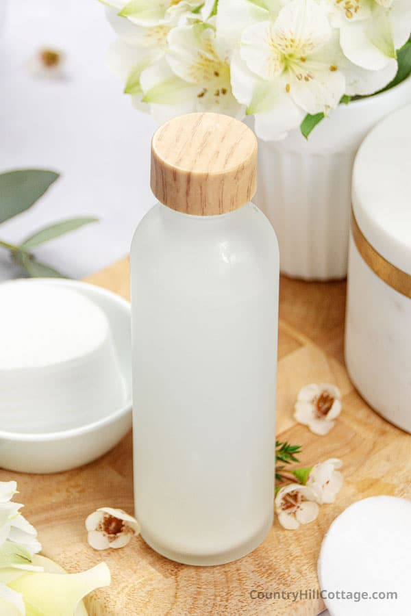 hydrating toner for sensitive skin