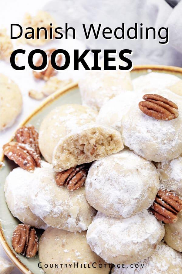 Keebler Danish wedding cookies recipe