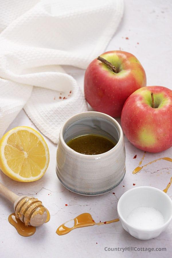 apple salad dressing