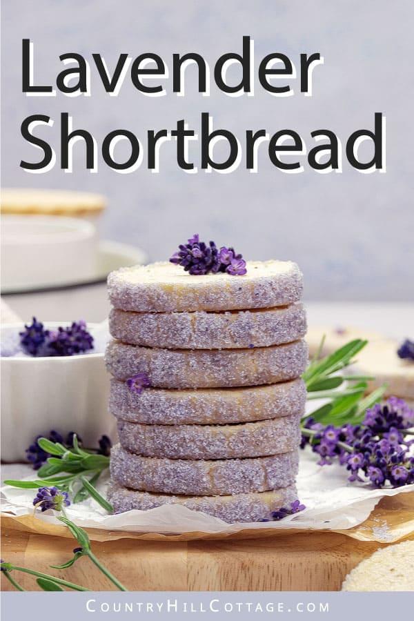 easy lavender cookie recipe