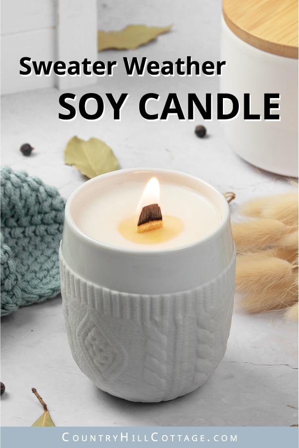 fall candle recipe