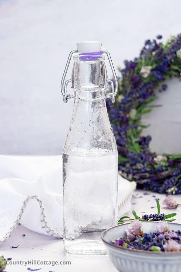 lavender water benefits