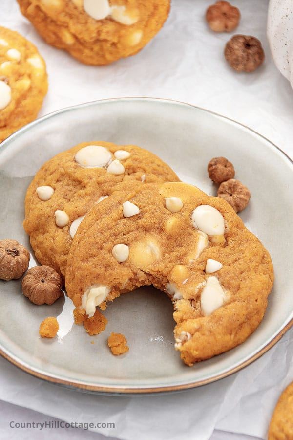 pumpkin white chocolate recipe