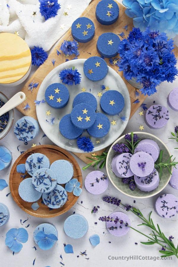 shower aromatherapy tablets