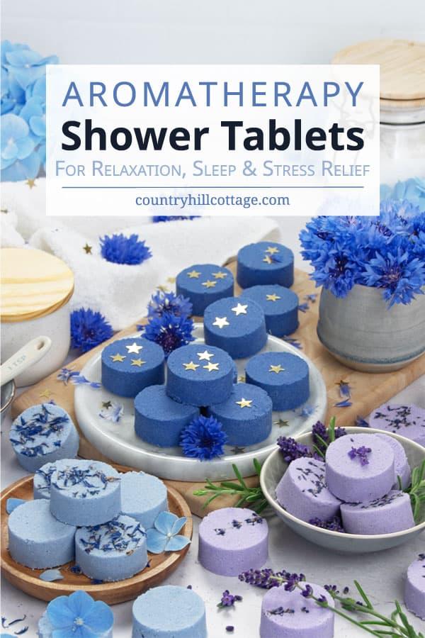 shower tablets