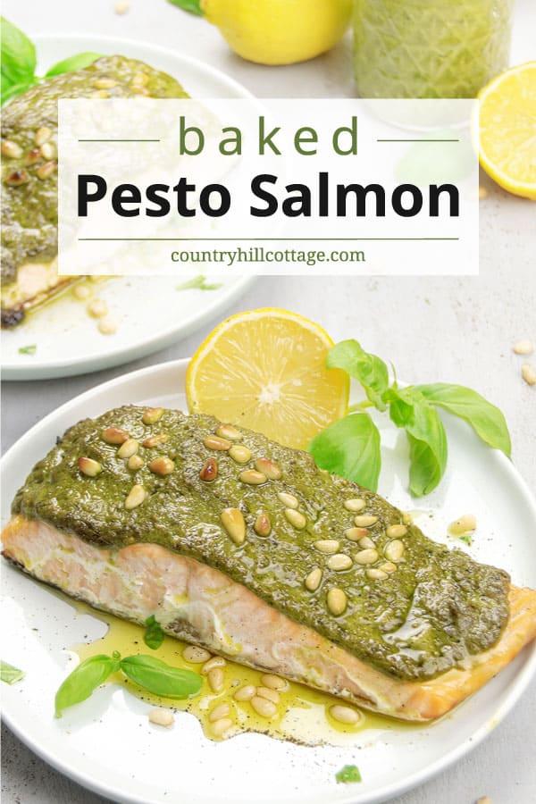 crusted salmon recipe