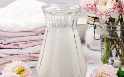 Natural DIY Fabric Softener