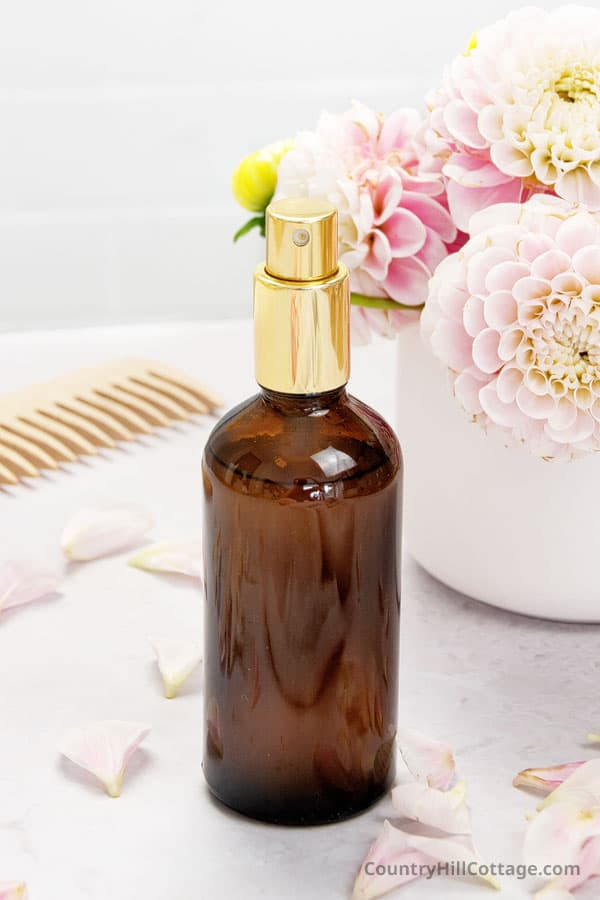 leave in hair conditioner spray
