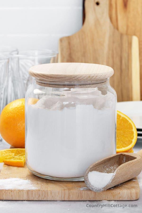 natural dishwasher detergent