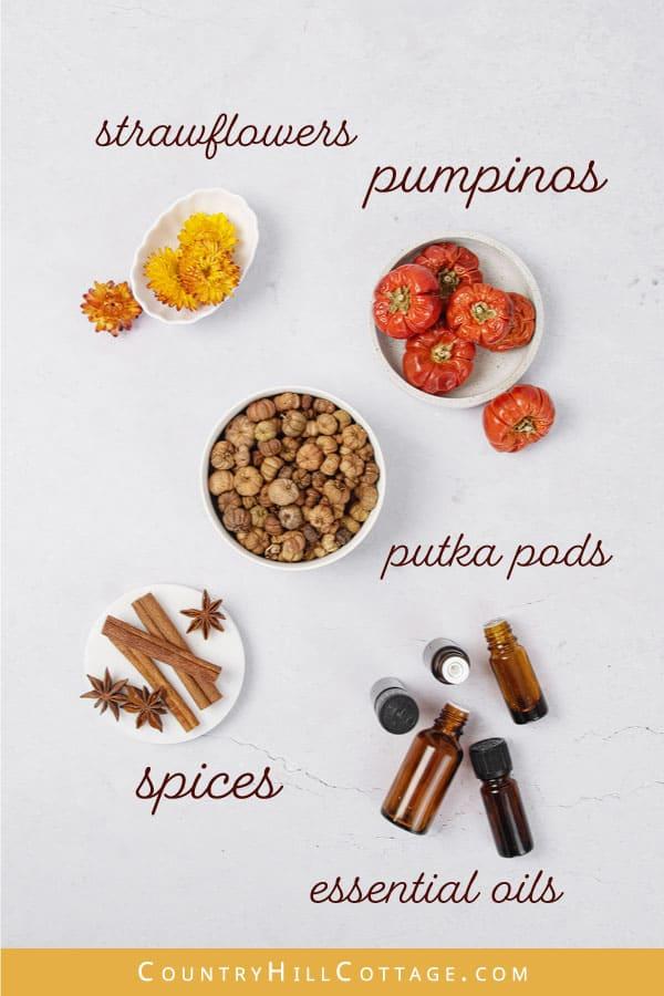 pumpkin air freshener ingredients