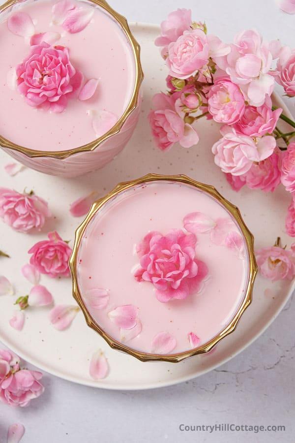 rose milk benefits