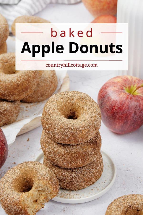 applesauce donuts
