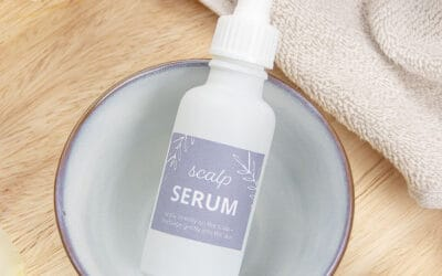 DIY Scalp Serum To Soothe A Dry, Itchy Scalp