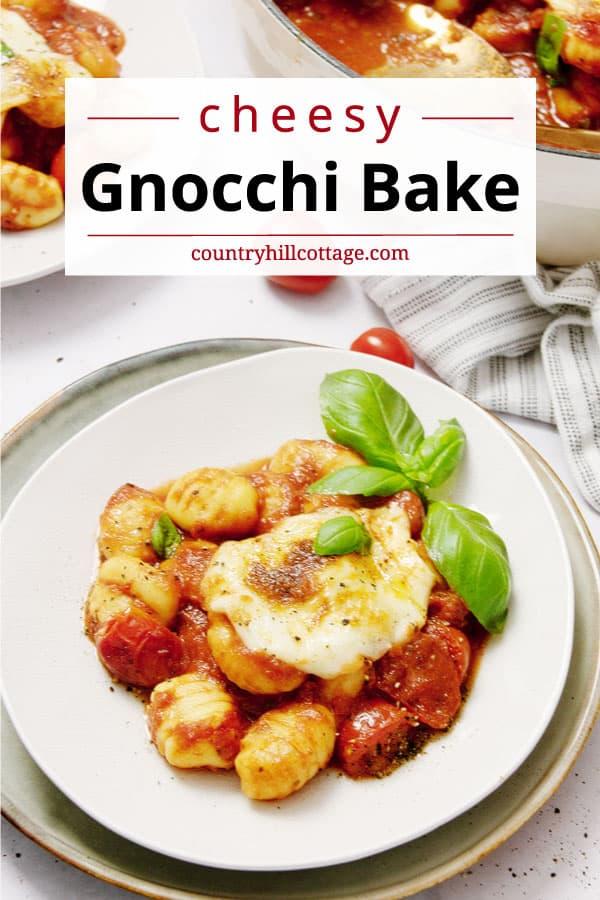 gnocchi bake
