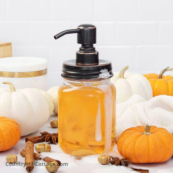 Pumpkin Body Wash